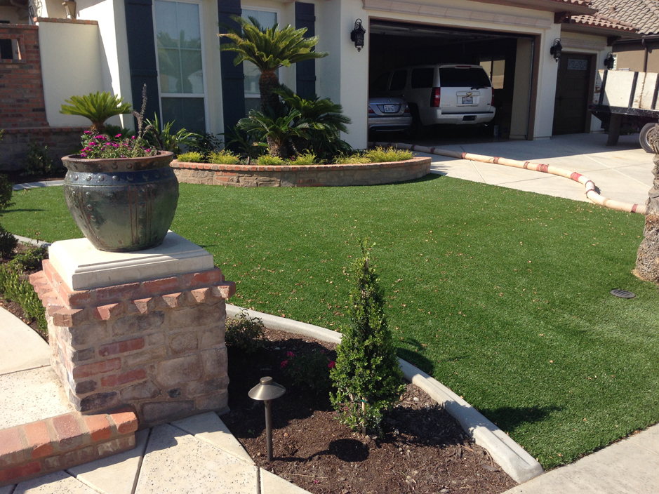 Artificial Lawn Eureka California Lawns Front Yard Landscaping Ideas