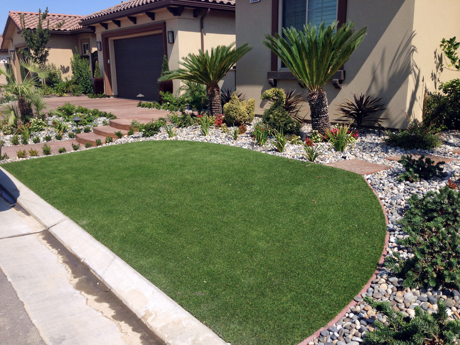Artificial Turf Forbestown California Gardeners Front Yard