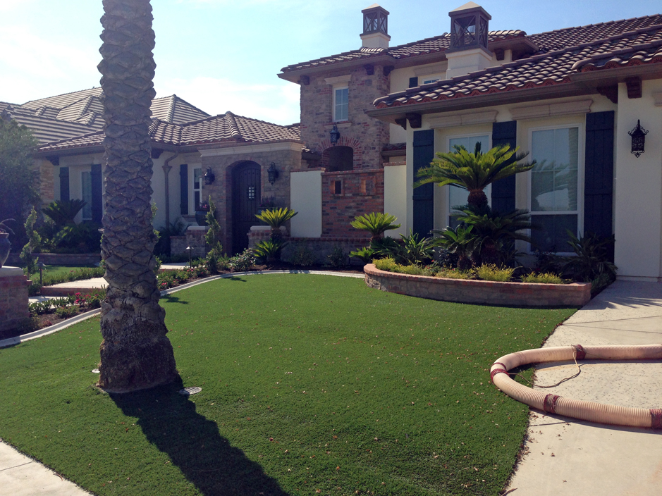 Fake Turf Fields Landing California Landscape Ideas Small Front