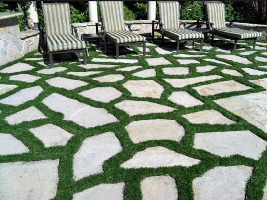 Artificial Grass Photos: Artificial Grass Carpet Clear Creek, California  Landscape Design, Pavers