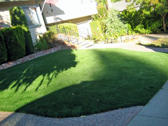 Artificial Grass Photos: Artificial Lawn Lucerne, California Landscaping, Front Yard Landscaping