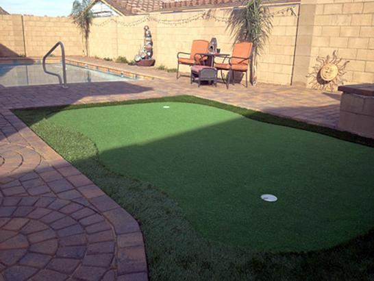 Artificial Grass Photos: Fake Lawn Yankee Hill, California Indoor Putting Greens, Above Ground Swimming Pool