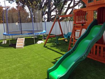 Artificial Grass Photos: Fake Turf Prattville, California Paver Patio, Beautiful Backyards