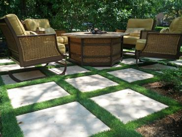 Artificial Grass Photos: Grass Installation South Yuba City, California Backyard Deck Ideas, Backyard