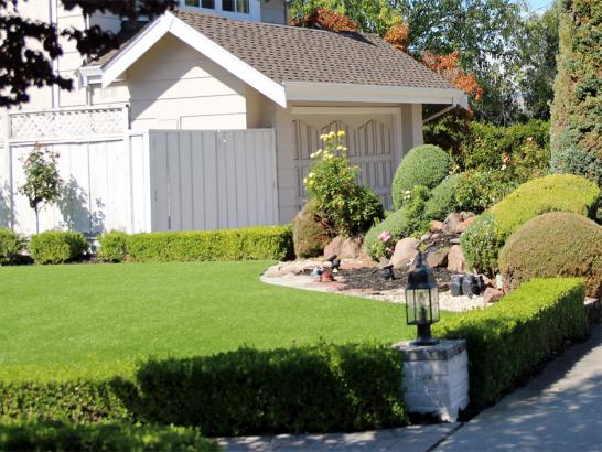 Artificial Grass Photos: Lawn Services Thermalito, California, Front Yard Landscaping