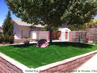 Plastic Grass Bend, California Lawns, Front Yard Landscaping artificial grass
