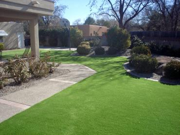 Artificial Grass Photos: Plastic Grass Mad River, California Landscape Rock, Front Yard