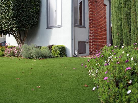 Synthetic Lawn Litchfield, California Landscape Ideas, Small Front Yard Landscaping artificial grass