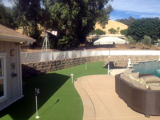 Artificial Grass Photos: Turf Grass Hiouchi, California Best Indoor Putting Green, Backyard
