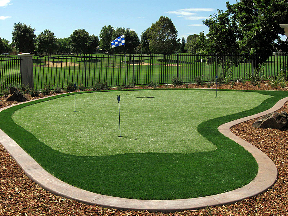 Synthetic Gr Cost Edgewood California How To Build A Putting