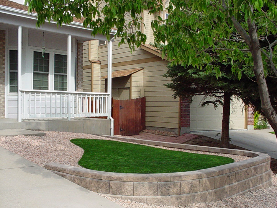 Synthetic Turf Supplier C Road California Front Yard Landscaping
