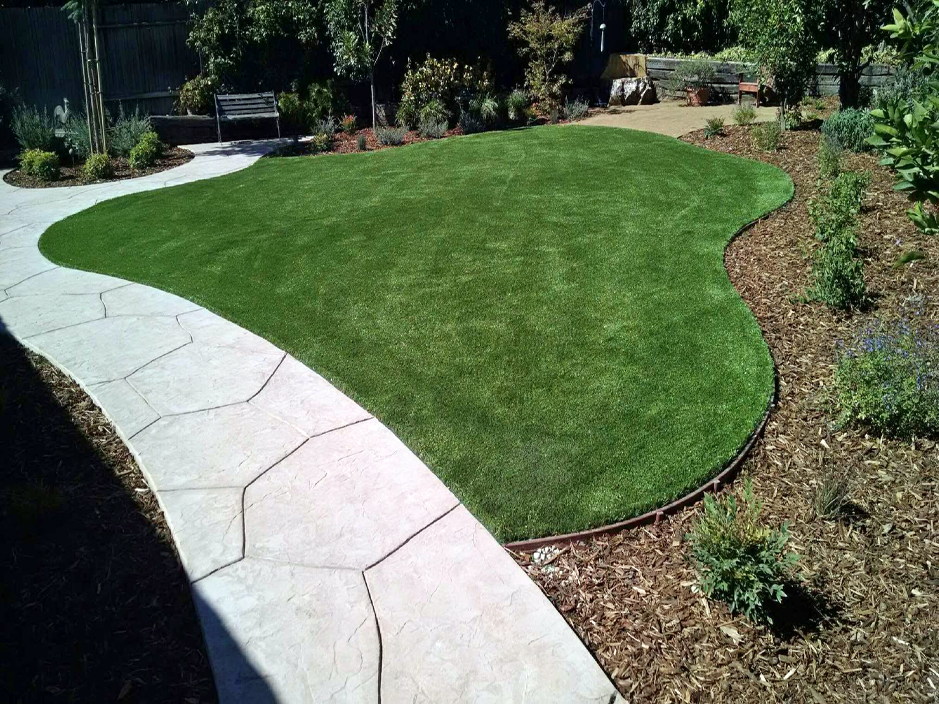 Synthetic Turf Supplier Philo California Design Ideas Small